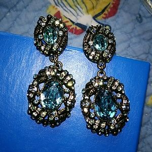 Heidi daus beautiful earrings